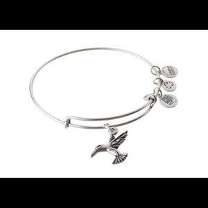 Alex and Ani Hummingbird Bracelet